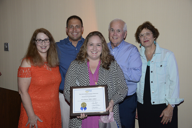 LeadershipFPRA Pays Off for Past President